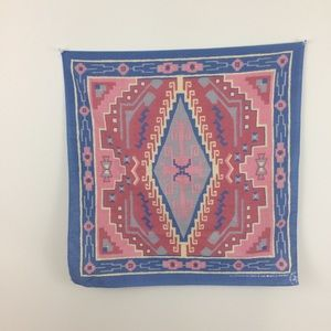 🆕Listing☘️ 80's Southwest themed bandanna